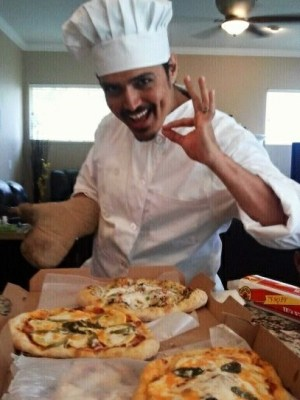 Haider Ali - 786 Degrees - Mobile Pizza Catering Truck for Los Angeles