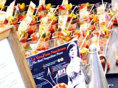 Italian pizza and italian food catering services in Los Angeles